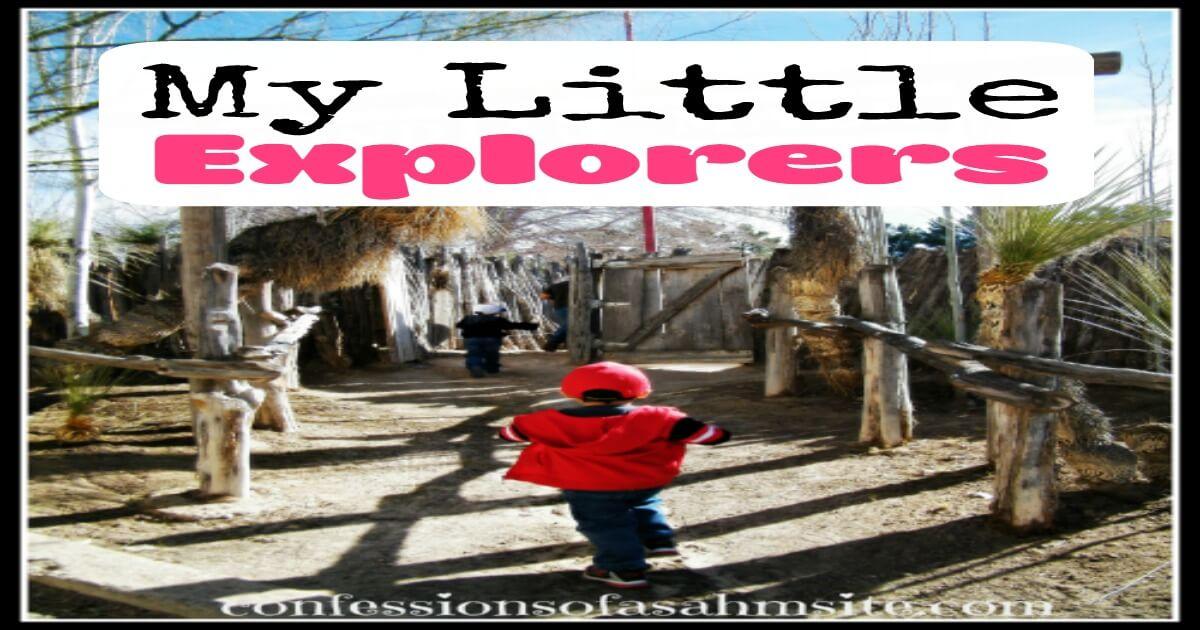 My Little Explorers