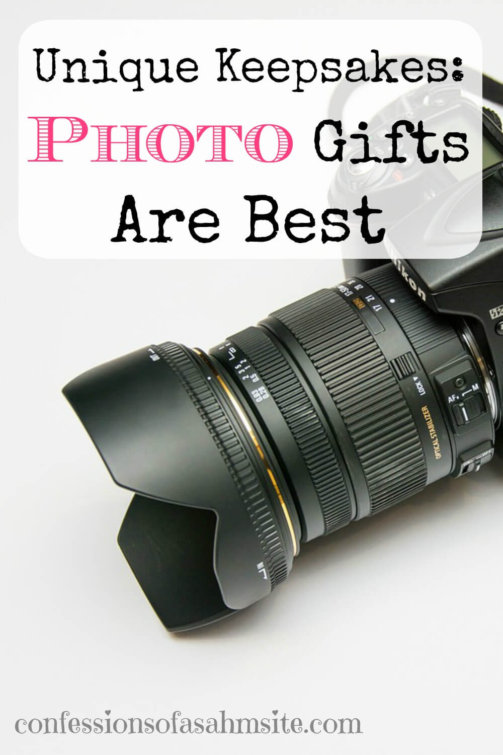Unique Keepsakes: Photo Gifts are best. These are some great photo gift ideas. Plus a great product from this company.
