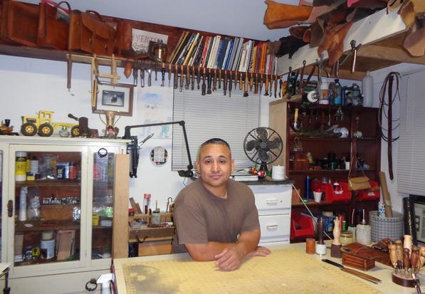 Jorge-Leather Craftsman