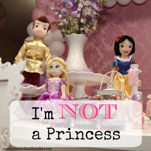 Not a princess