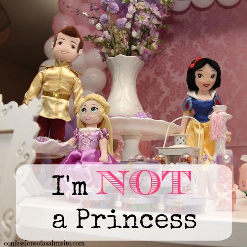 Not a princess