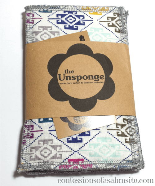 Friday Feature: Unpaper Towels and Sponges. Looking for a unique, eco-friendly and handmade gift for any occasion? Read my review on these handmade unsponges by this mompreneur who decided to turn her passion for sewing into her small business.