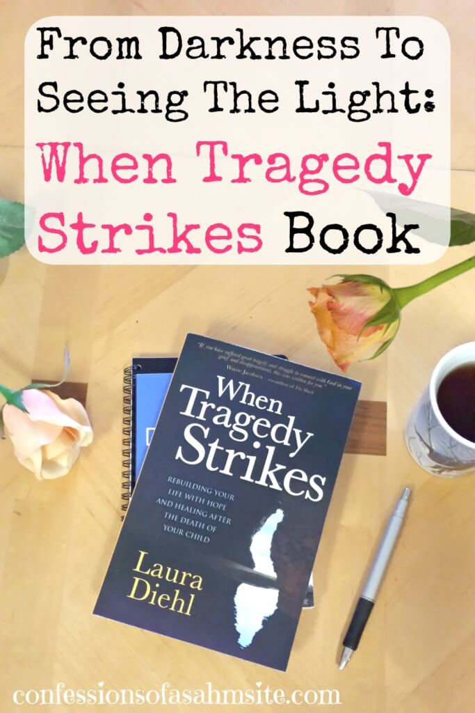 From Darkness to Seeing the Light: When Tragedy Strikes. There are moments when a mother's heart aches, but this moment is one of the worst feelings that I don't wish it on my worst enemy. Read how this book brings hope and healing to those that have lost a child or loved one.