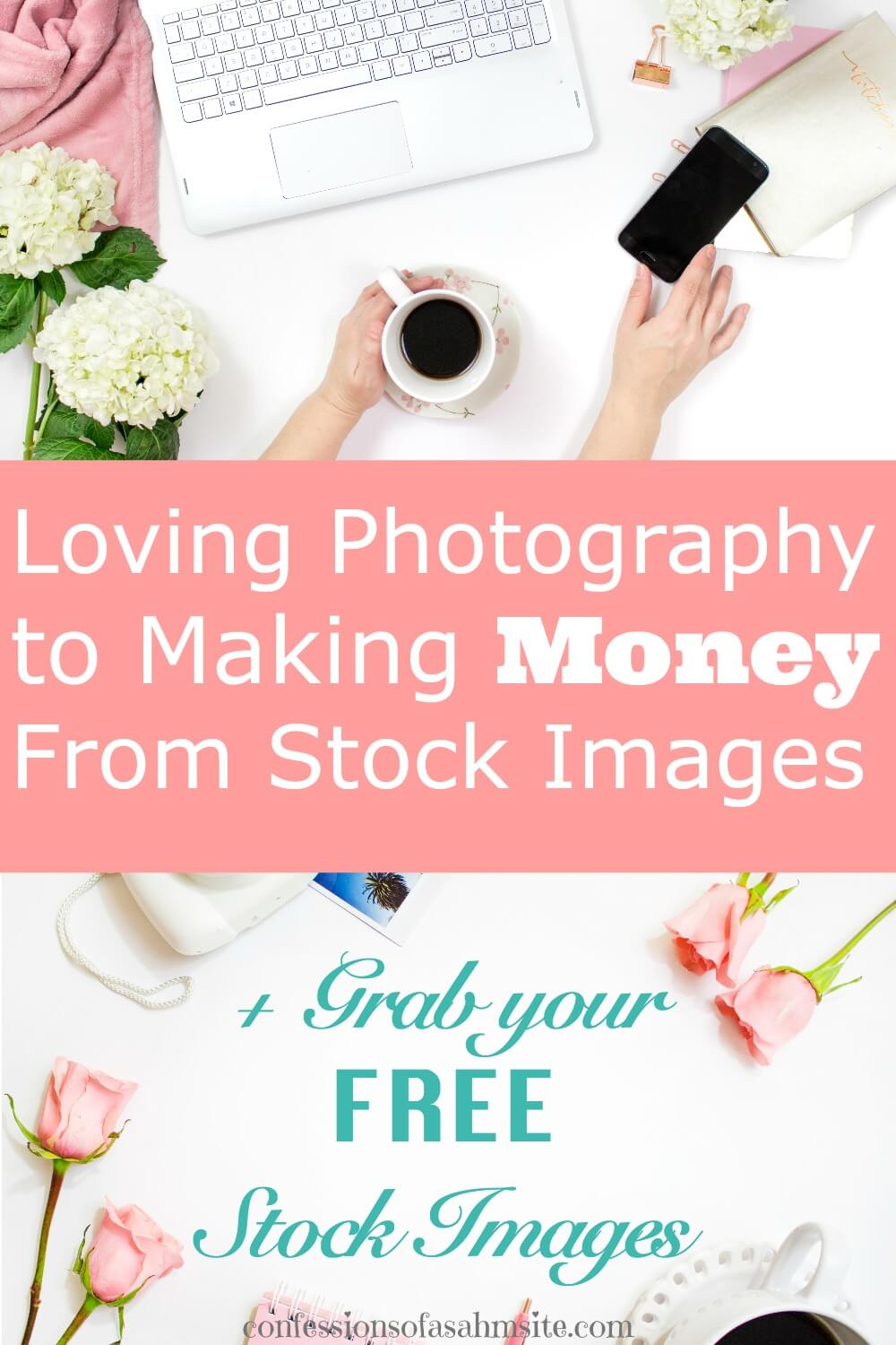 Loving Photography to Making Money from Stock Images. Being a blogger there are a lot of options from sites to get images but these are beautifully designed and some are FREE. Check out this womanpreneur's way of making money from photography.