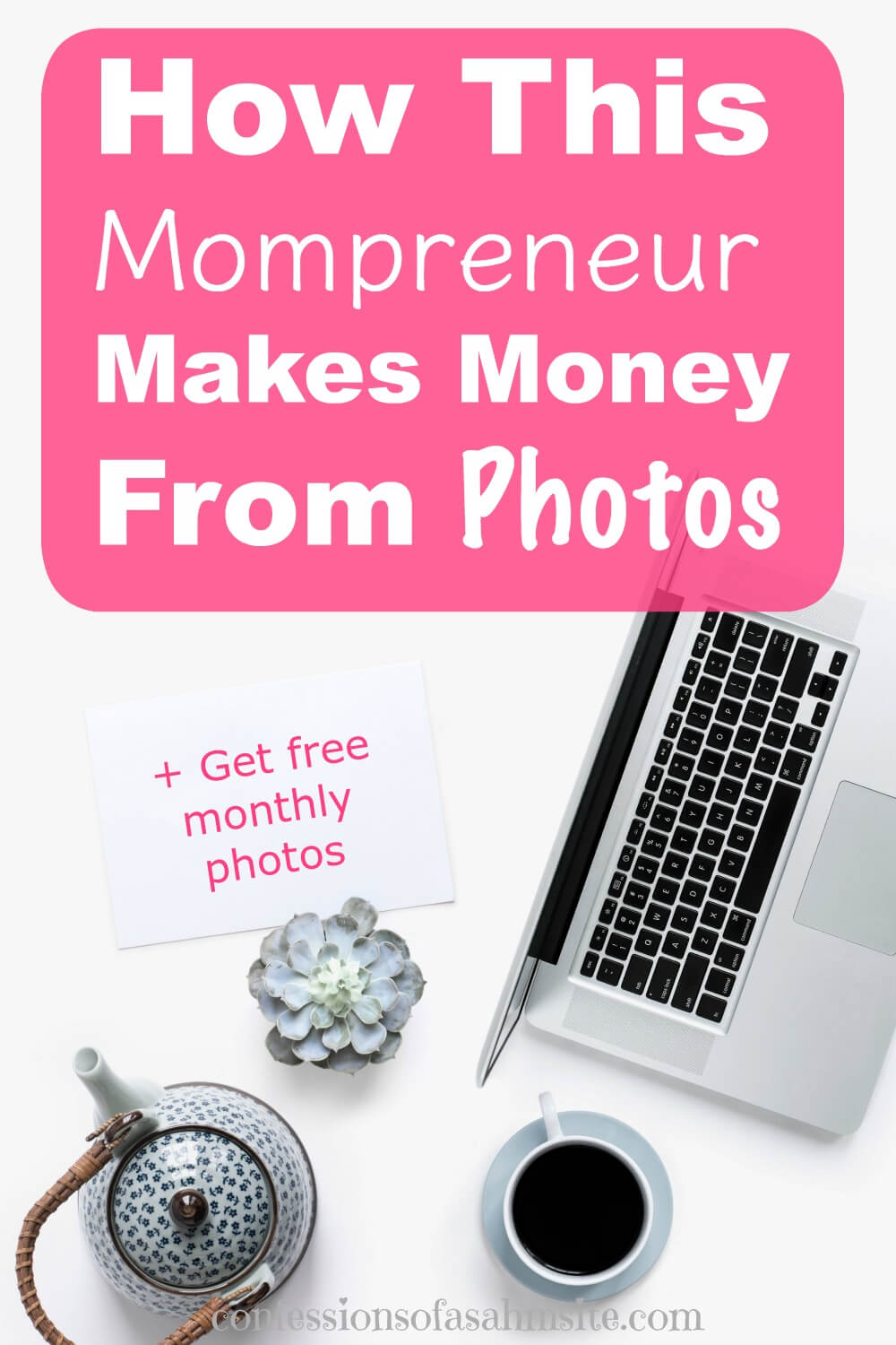 Feature Friday: How this mompreneur makes money from photos. Do you love taking photos? Read how this mom makes money from her photos and how you can too.