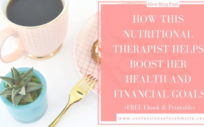 How This Nutrional Therapist Helps Boost Her Health and Financial Goals
