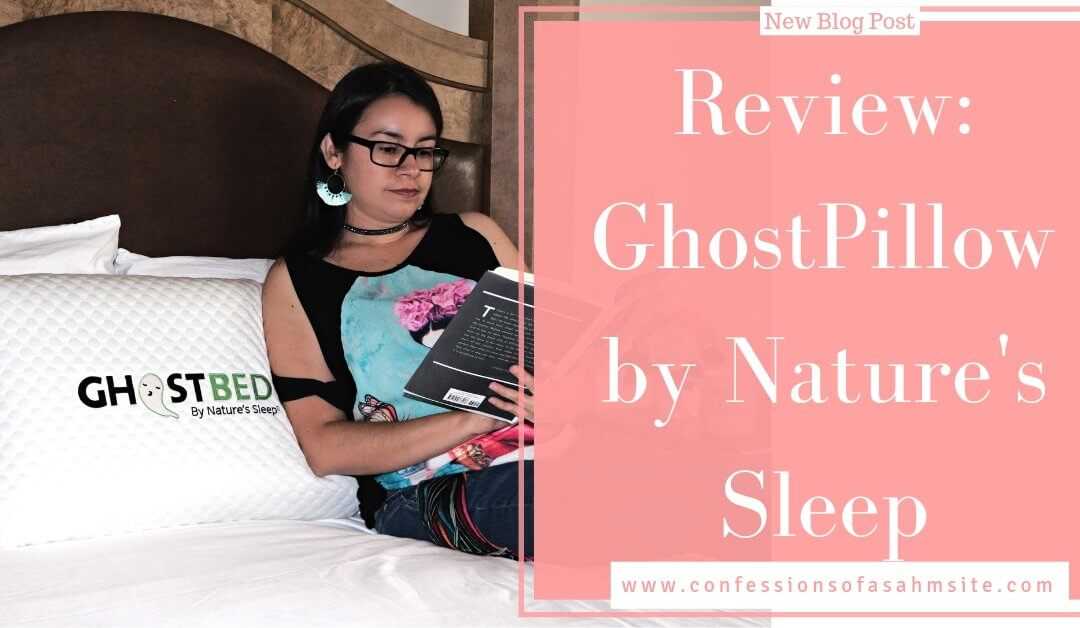 Review: GhostPillow by Nature's Sleep